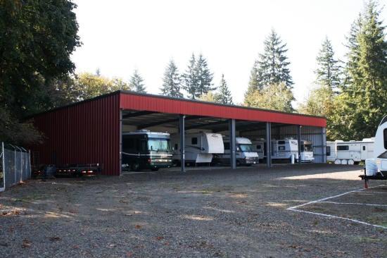 I-5 & Todd Storage: 350 Dupont Dr, Kalama, WA