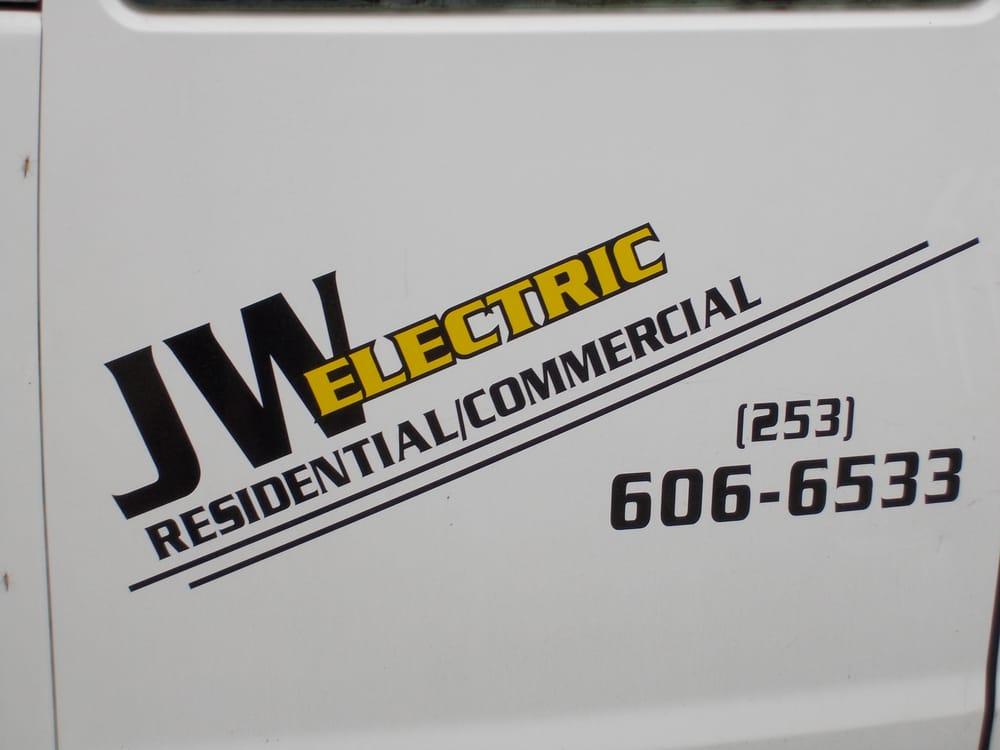 JW Electric: 9625 Dekoven Dr SW, Lakewood, WA