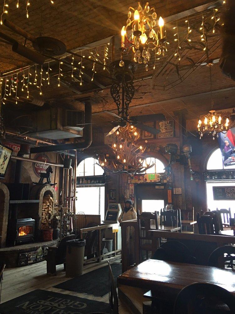 Interior and buffalo burger yelp - No name saloon and grill park city ut ...