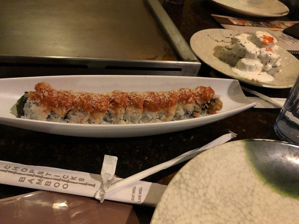 Koizi Endless Hibachi & Sushi Eatery: 17012 Palm Pointe Dr, Tampa, FL