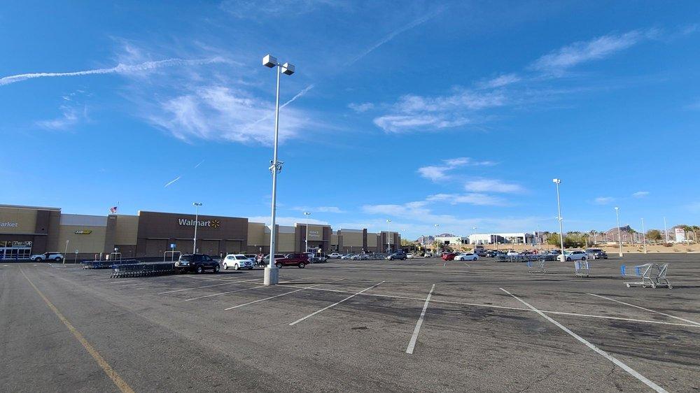 Walmart Supercenter: 5695 Highway 95 N, Lake Havasu City, AZ