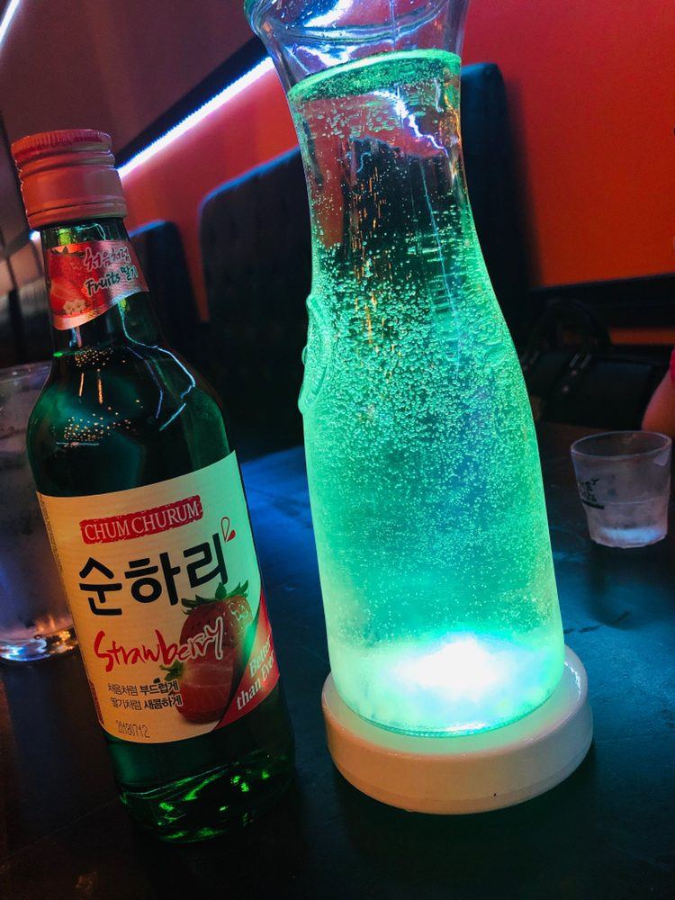 Strawberry Soju - Yelp