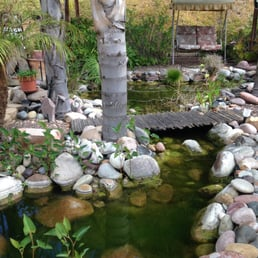 Superb Photo Of San Diego Pond And Garden   Poway, CA, United States. Before