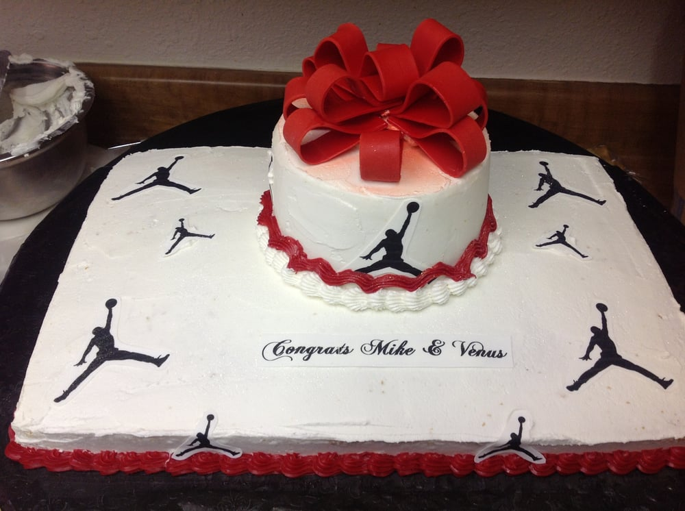 Baby Shower Cakes Honolulu ~ Air jordan baby shower cake yelp
