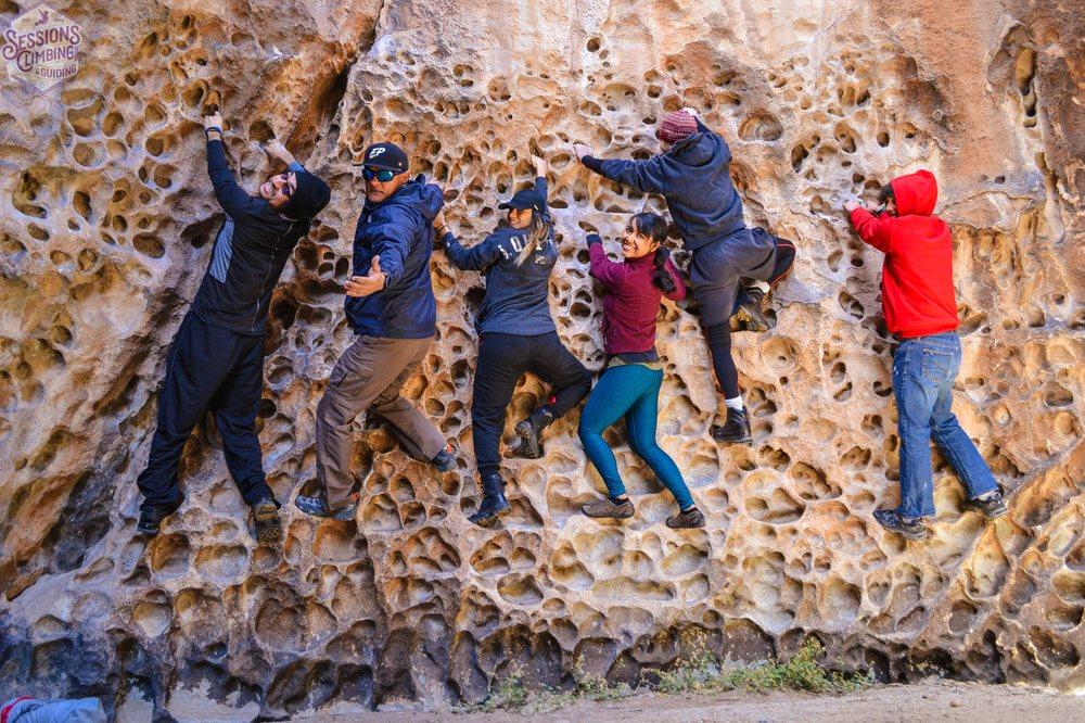 Sessions Climbing and Guiding: 1775 Cimarron Rialto, El Paso, TX