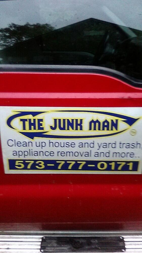The Junk Man: Camdenton, MO