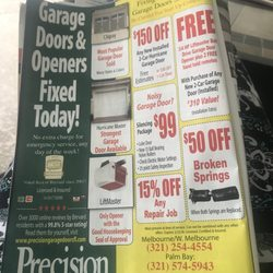 Photo of Precision Door Service - Indian Harbour Beach FL United States. This : percision door - Pezcame.Com