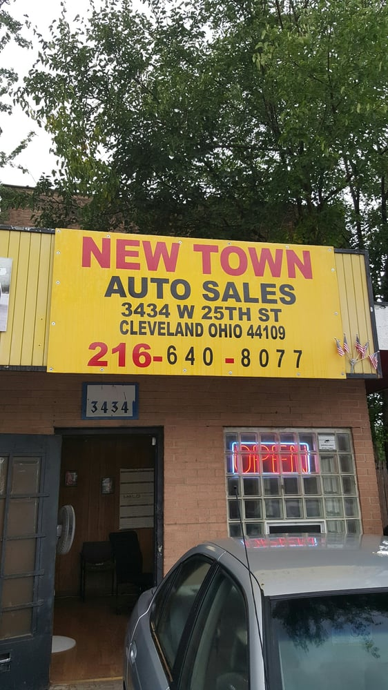 New Town Auto Sales