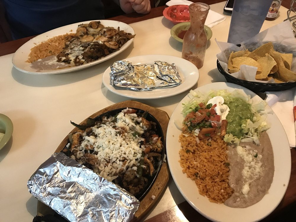 Agaves Mexican Grill: 1935 Main St, Ferdinand, IN