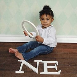 Foto De Portraits Lakewood Ca Estados Unidos Aarnys First Birthday Jpg 250x250 Photography Jcpenney Art Print