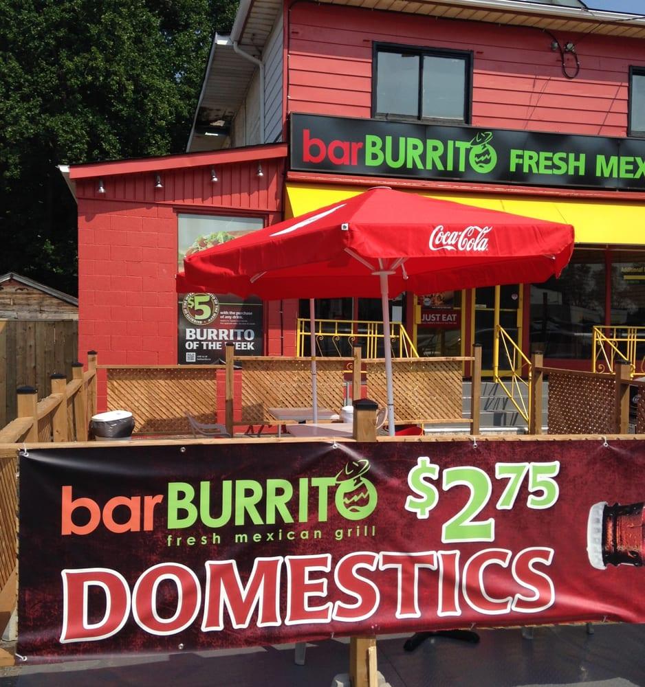 Photo Of Bar Burrito   Niagara Falls, ON, Canada. Fresh Mexican Grill Fully
