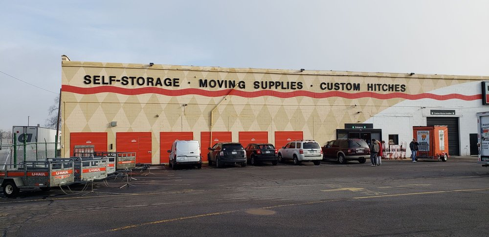 U-Haul Moving & Storage of Lincoln Park