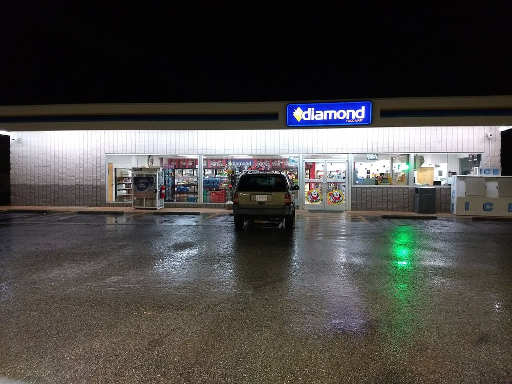 Diamond Gasoline # 20: 16070 Hwy 84, Evergreen, AL