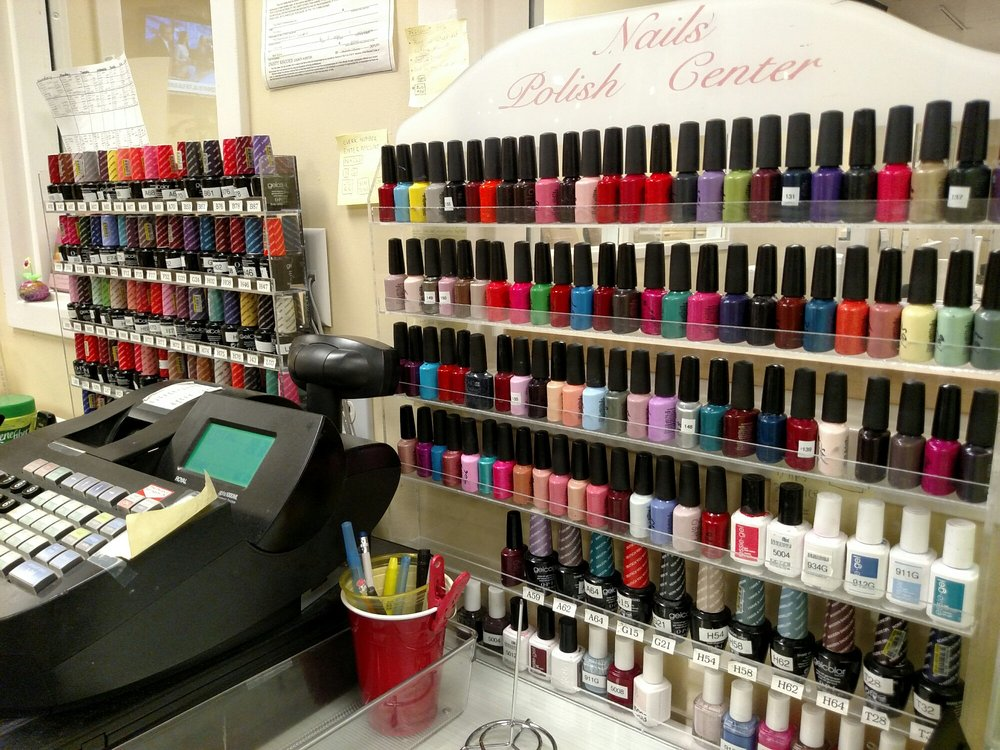 Top Nails: 7466 Beechmont Ave, Cincinnati, OH