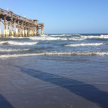 The Cocoa Beach Pier 370 Photos 136 Reviews Landmarks Historical Buildings 401 Meade Ave Fl Phone Number Yelp
