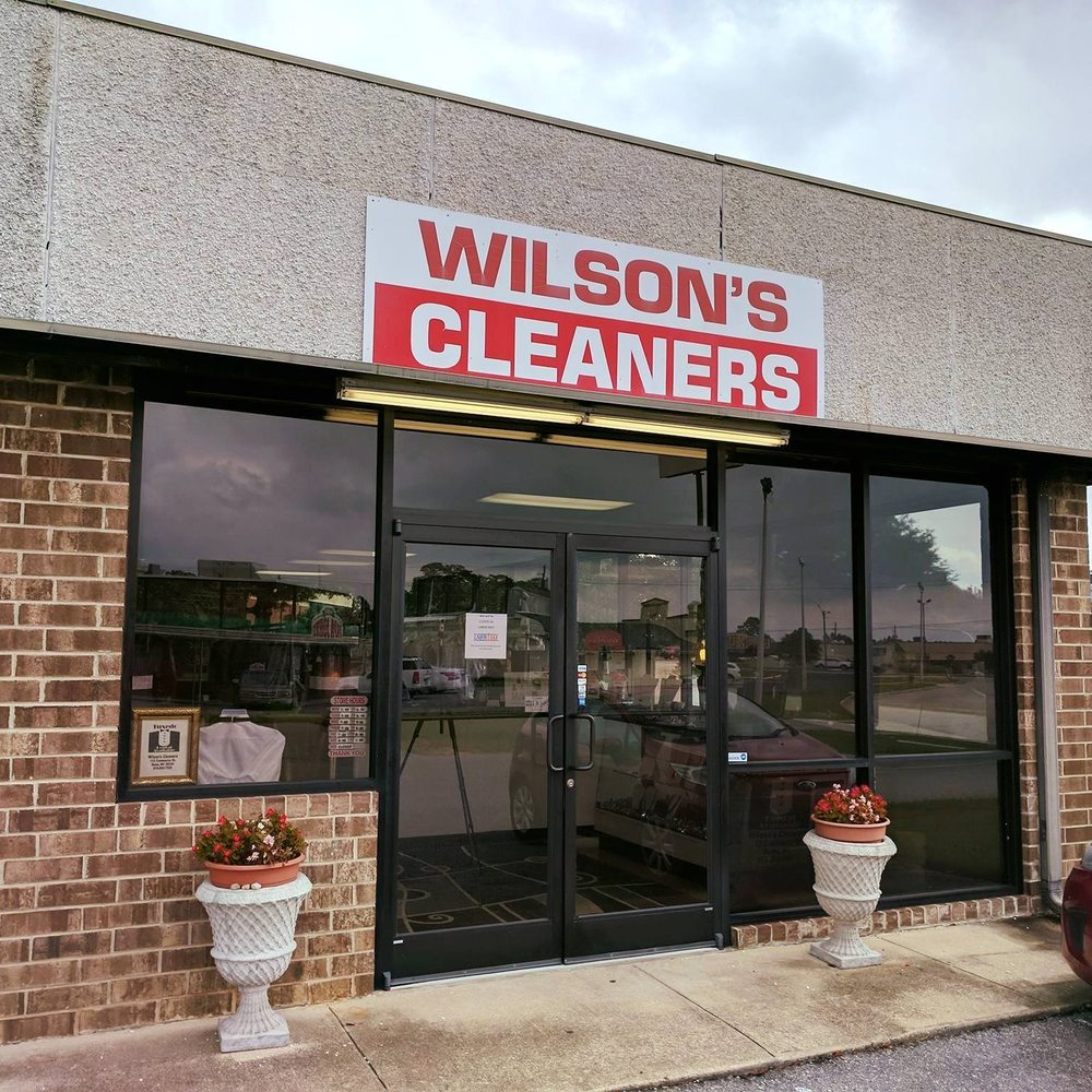 Wilson's Cleaners: 112 Commerce Dr, Dunn, NC