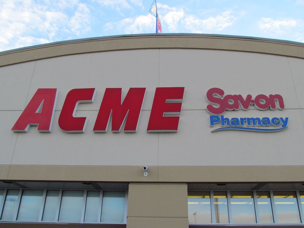 ACME Markets: 100 E Blackhorse Pike, Audubon, NJ