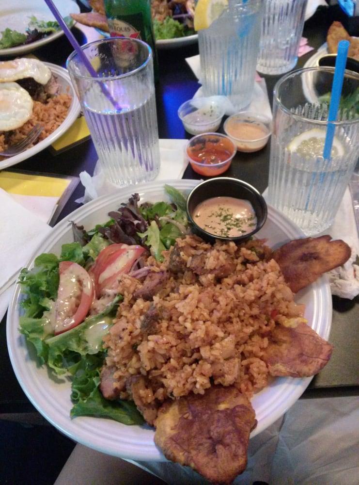 Puerto rican paella yelp for Austin s caribbean cuisine