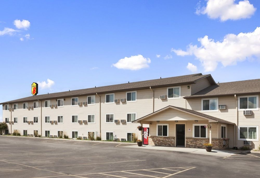 Super 8 by Wyndham Council Bluffs IA Omaha NE Area: 2712 S 24th Street, Council Bluffs, IA