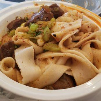 Xian Famous Foods Hours