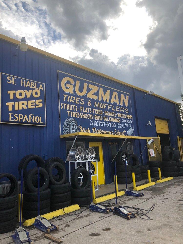Guzman Tire & Mufflers