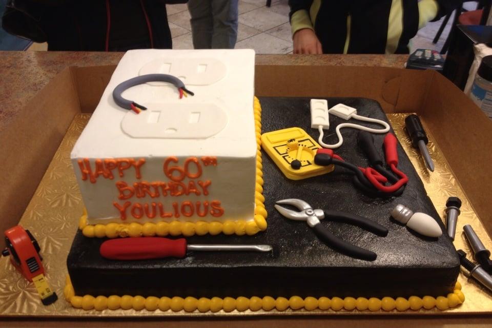 Birthday Cakes San Jose Ca