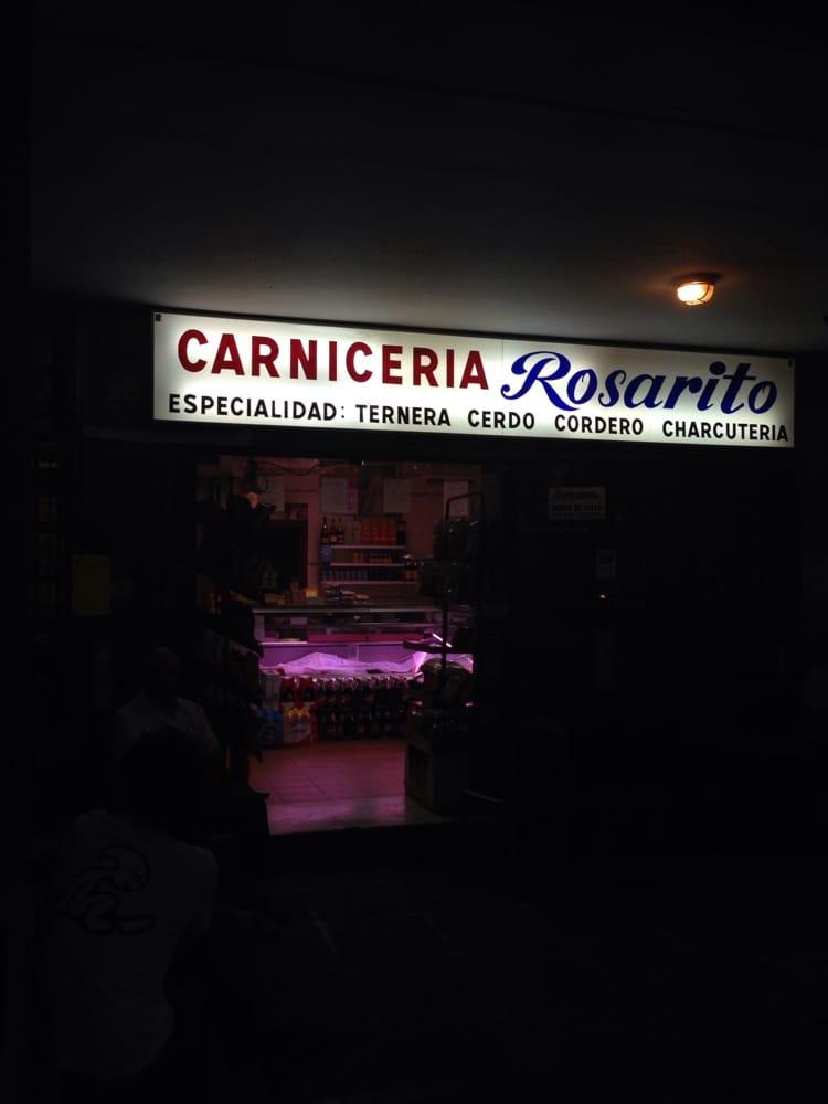Carnicer a rosarito spanish calle rafael salgado 36 - Calle rafael salgado ...