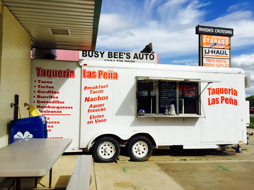 Taqueria Las Peña: 4005-4483 Farm To Market 2920, Spring, TX