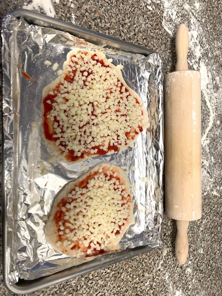 Manhattan Pizza: 43930 Farmwell Hunt Plz, Ashburn, VA