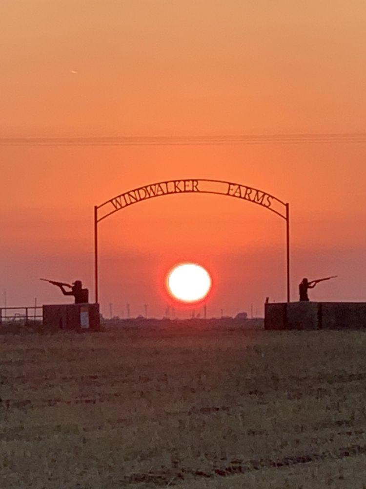 Windwalker Farms Sporting Clays: 2551 County Rd C2801, Stanton, TX