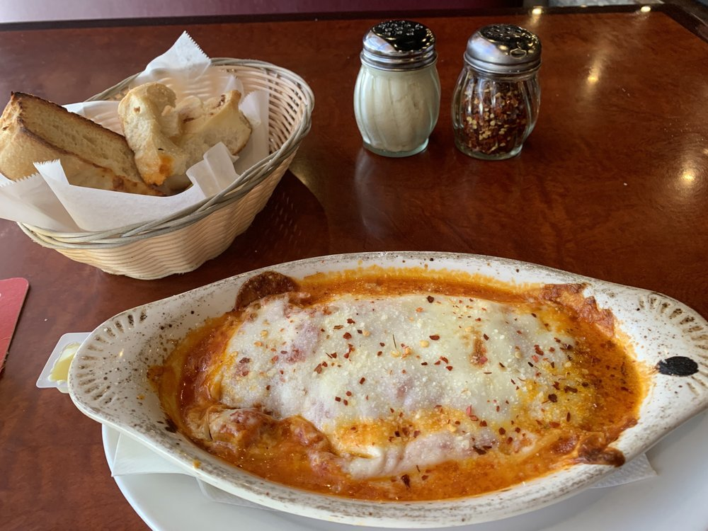 New York Pizza & Pasta: 500 South St, Vidor, TX