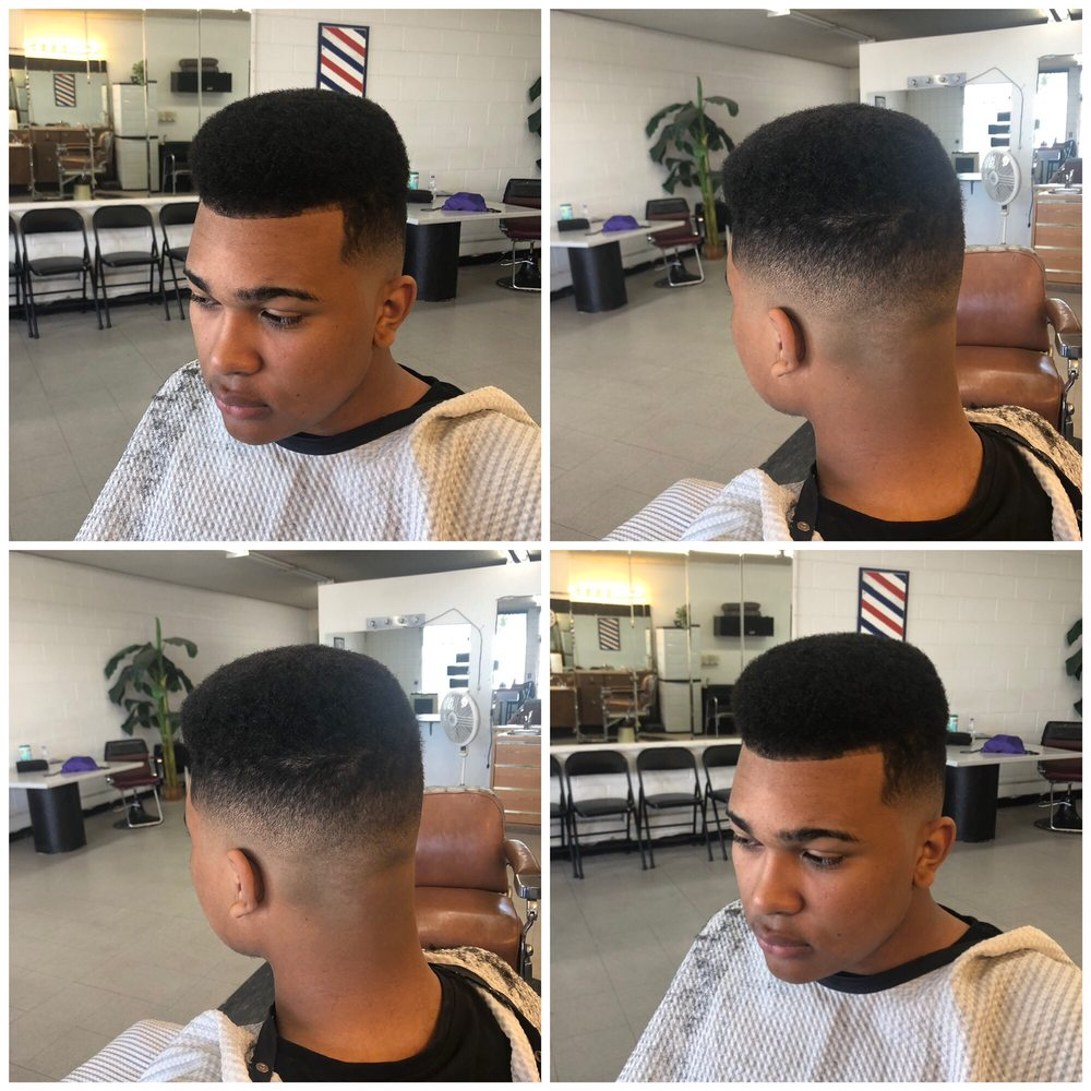 Washington Barbershop: 1016 E Main St, Barstow, CA