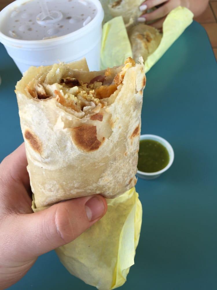 Parker Az Mexican Food