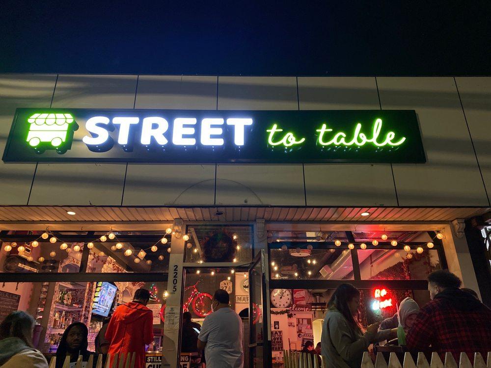 Street to Table - Merrick