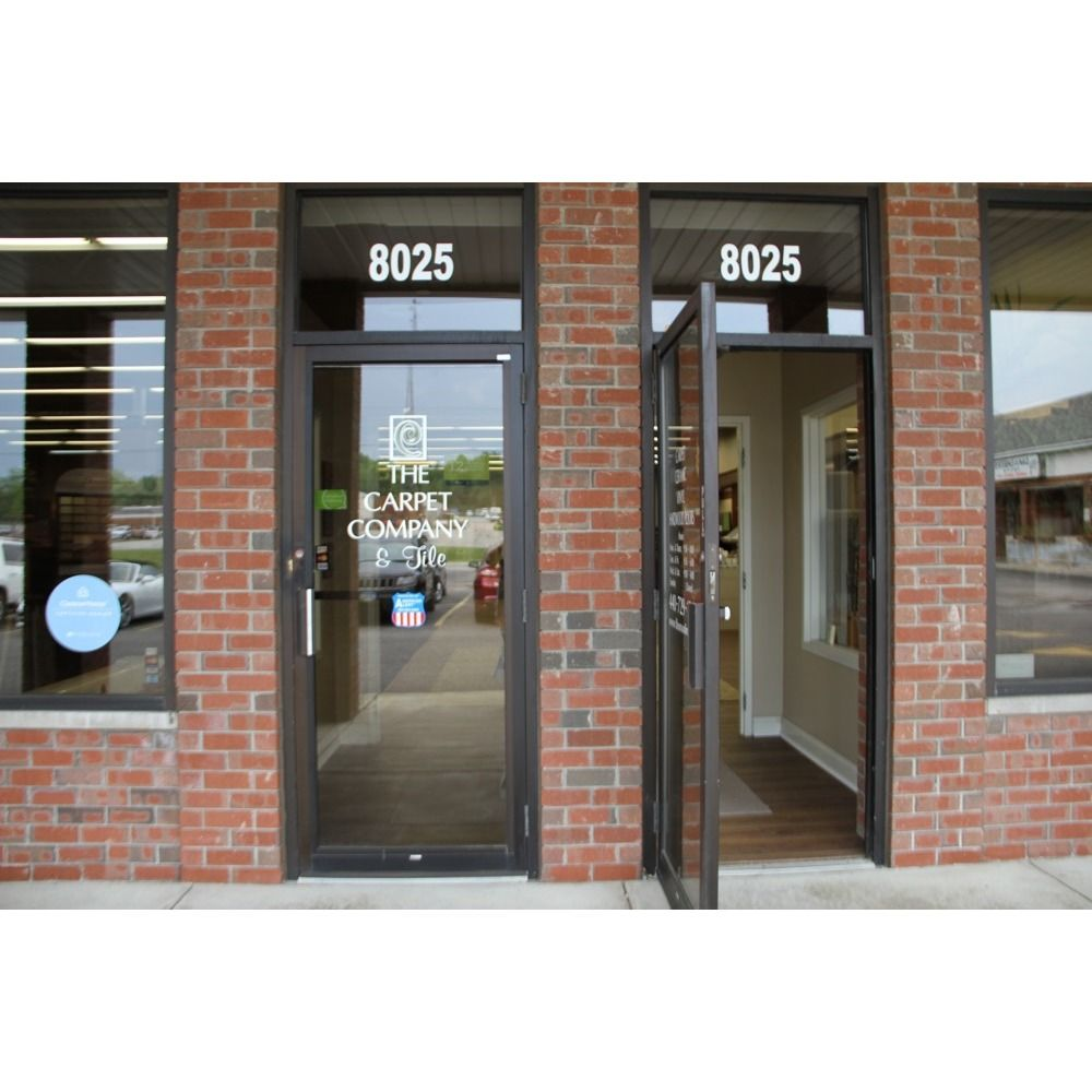 The Carpet Company & Tile: 8025 Mayfield Rd, Chesterland, OH