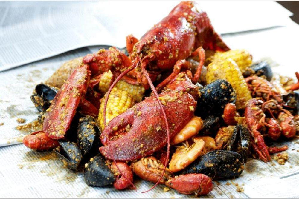 Zeafood Boil: 5802 E Virginia Beach Blvd, Norfolk, VA