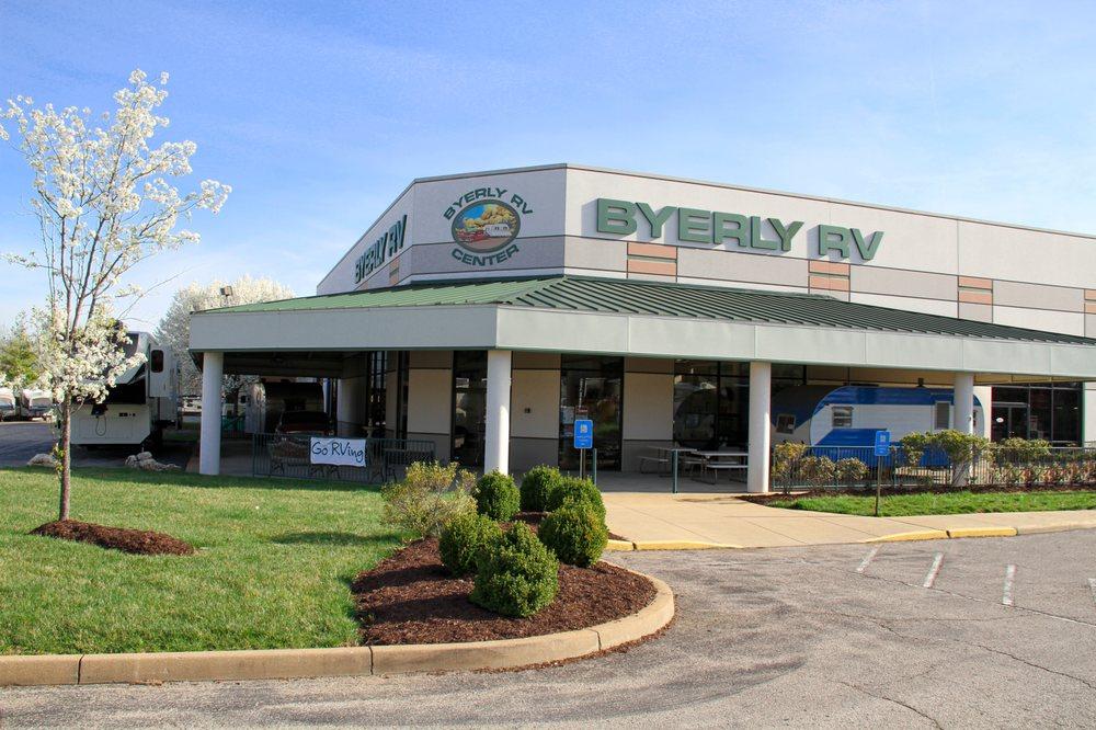 Byerly RV: 295 E 5th St, Eureka, MO
