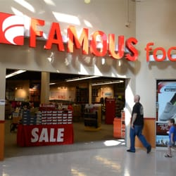 Photo of Power Square Mall - Mesa, AZ, United States. Famous Footwear