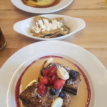 Photo Of Con Huevos Northfield Ky United States Dulce De Leche Toast