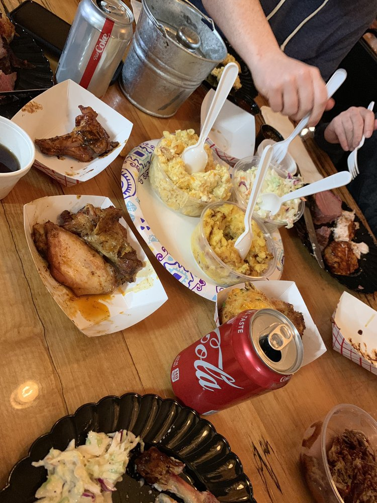 Uncle Beth's BBQ: 6262 Oh 245, North Lewisburg, OH