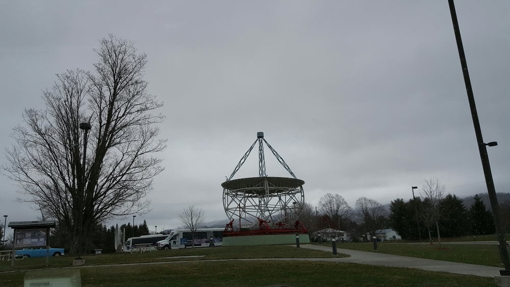 National Radio Astronomy Observatory: Green Bank, WV