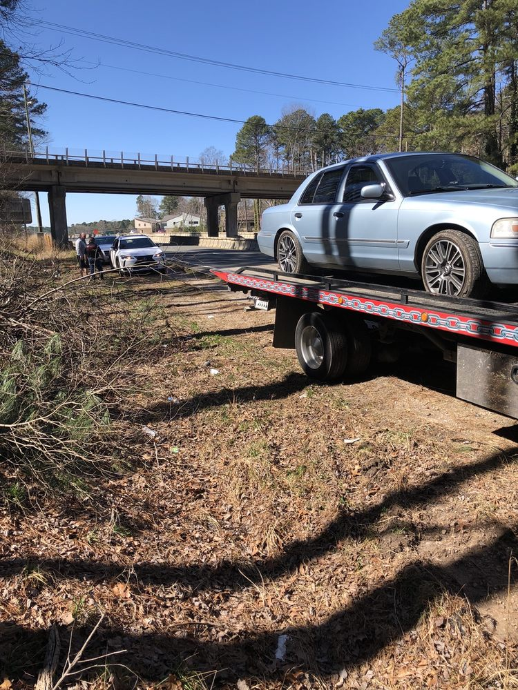 Towing business in Raleigh, NC