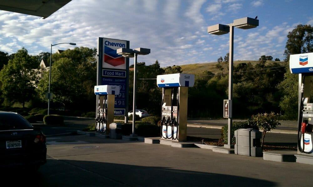 Chevron: 10 Solano Sq, Benicia, CA
