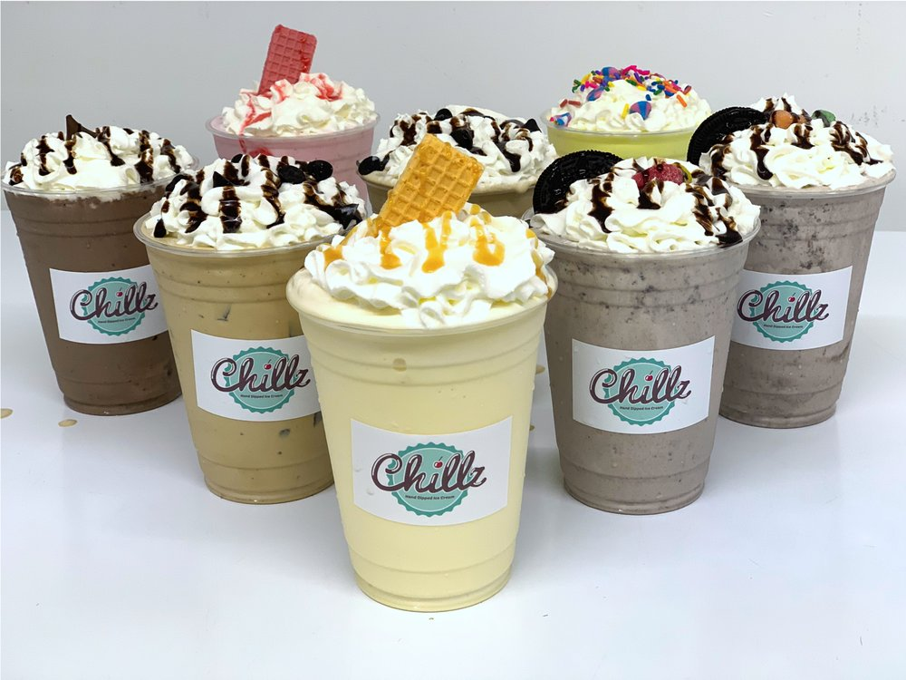 Food from Chillz