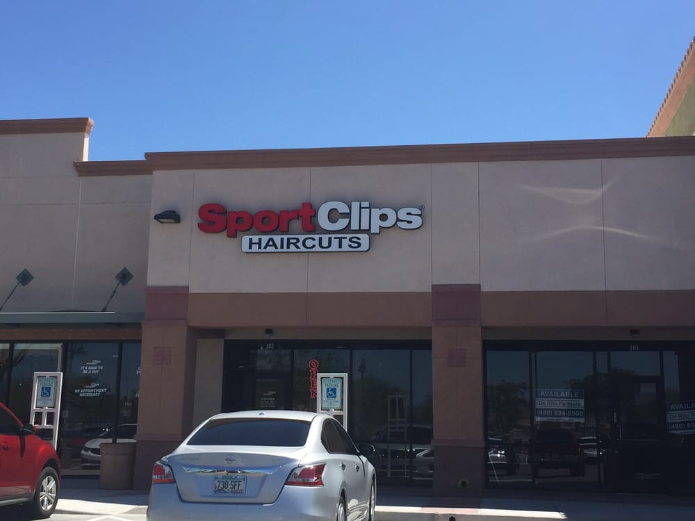sports clips haircuts locations sport barbers 16581 w bell rd az 5746 | o
