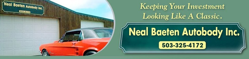 Neal Baeten Autobody: 42852 Old Hwy 30, Astoria, OR
