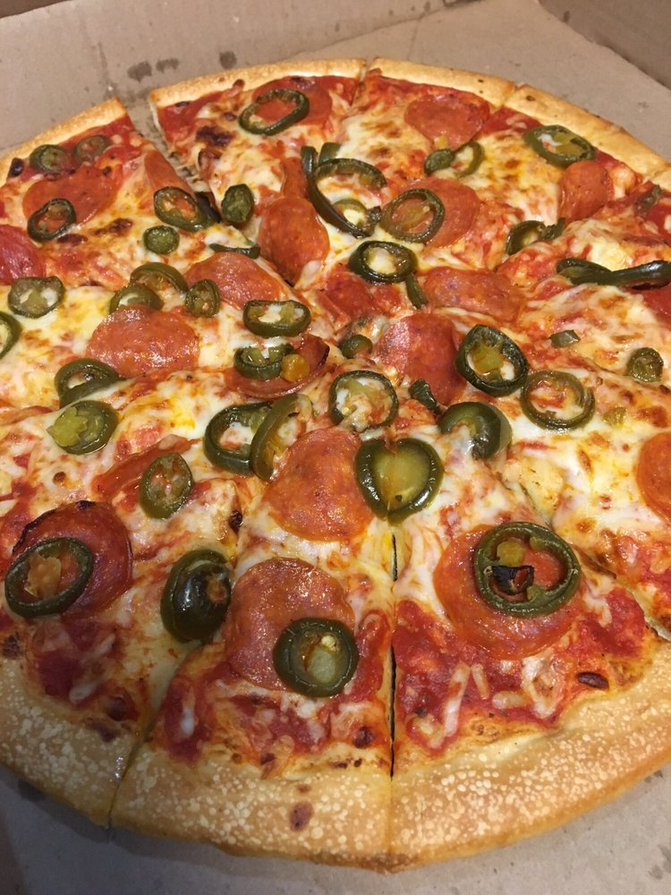 Homestyle Pizzeria: 833 Main St, Anthony, TX