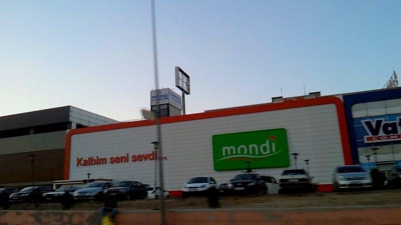 Mondi: İnönü Mah., Ankara, 06