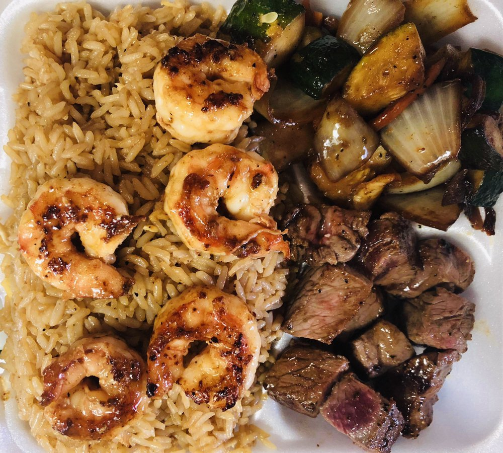Southern Hibachi Express: 2143 Highway 65 S, Clinton, AR