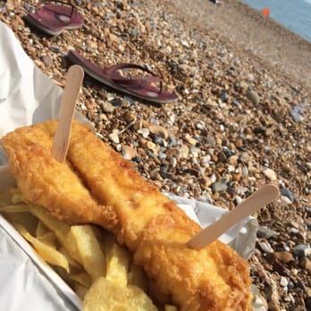 Chippy chips fish chips 12 victoria terrace hove for Terrace fish and chips
